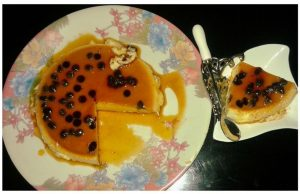 Easy Caramel Pudding Recipe